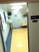 Full medical bay w/ doc.