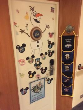 Decorate room doors