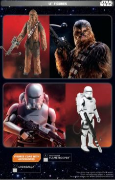 Star Wars Force Friday 12 Inch Figures 2