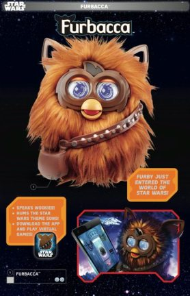 Star Wars Force Friday Furbacca