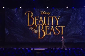 Beauty And The Beast Live Action Walt Disney Studios Presentation 2015 D23 Expo