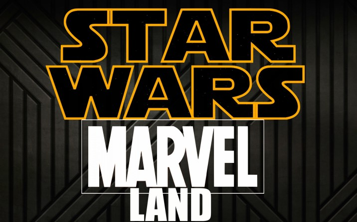 Disney Parks That Never Happened Disneyexaminer Feature Star Wars Marvel Land