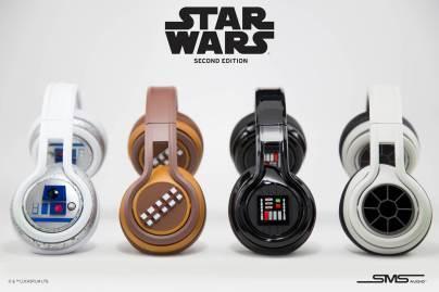 Sms Audio Star Wars Headphones 2