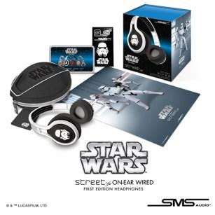 Sms Audio Star Wars Headphones Box Set