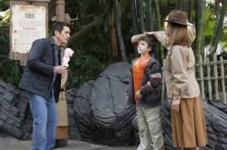Ty Burrell Nolan Gould Modern Family Disneyland Episode