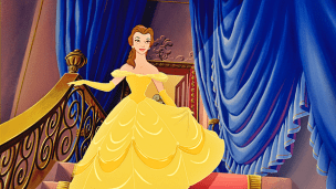 Image from http://themonochromes.com/2015/04/24/why-belle-is-the-best-disney-princess/
