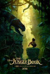 Disney Live Action Jungle Book Poster