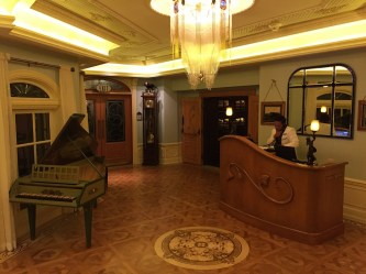 New Club 33 Entryway