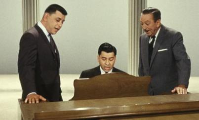 Sherman Brothers Walt Disney GE Song