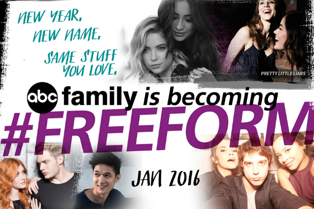 Disney Abc Family Rebrand Freeform