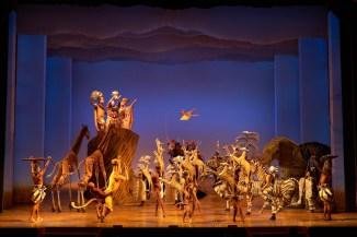 Disney Lion King Musical Behind The Scenes Disneyexaminer