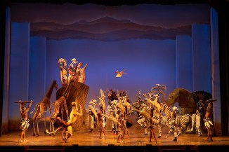 Disney Lion King Musical Behind The Scenes Disneyexaminer