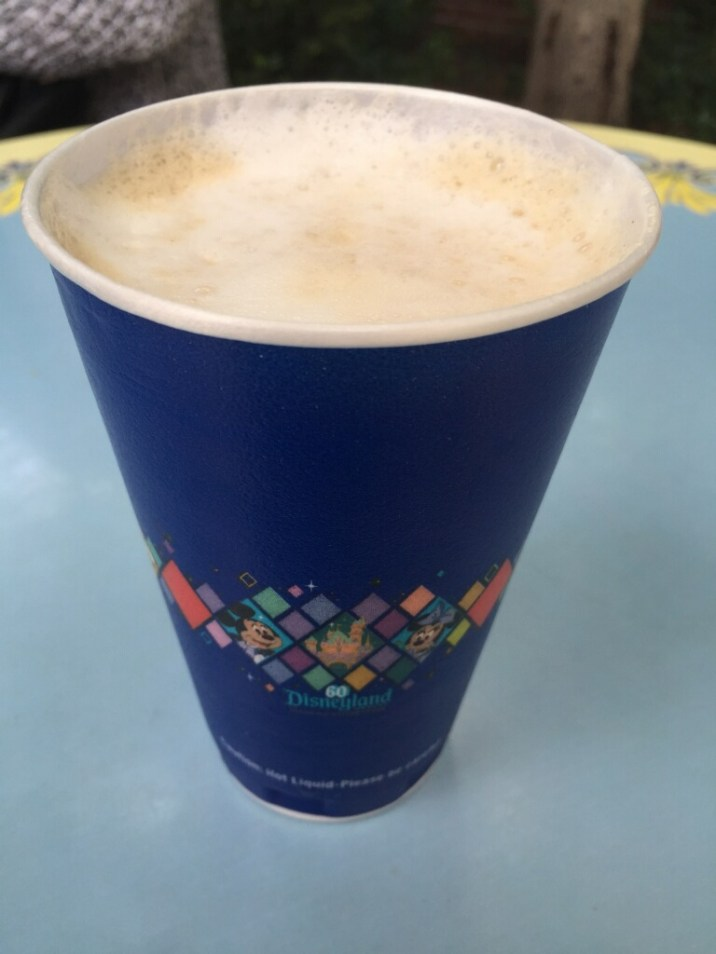 Disneyland Halloween Foods Pumpkin Spice Latte