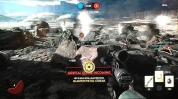 Star Wars Battlefront Beta Review Drop Zone 2