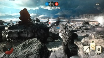 Star Wars Battlefront Beta Review Drop Zone 3