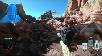 Star Wars Battlefront Beta Review Survival 1