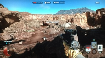 Star Wars Battlefront Beta Review Survival 2