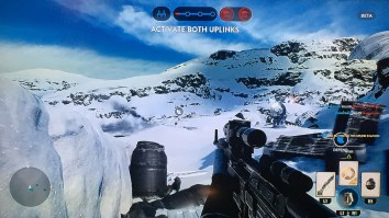 Star Wars Battlefront Beta Review Walker Assault 1