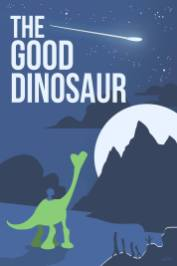Disney Pixar The Good Dinosaur Minimalist Poster Disneyexaminer Store