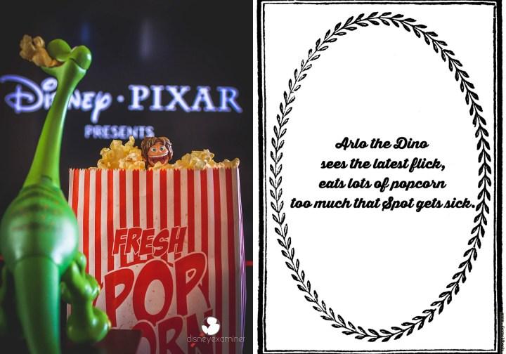 The Good Dinosaur- Movie Time