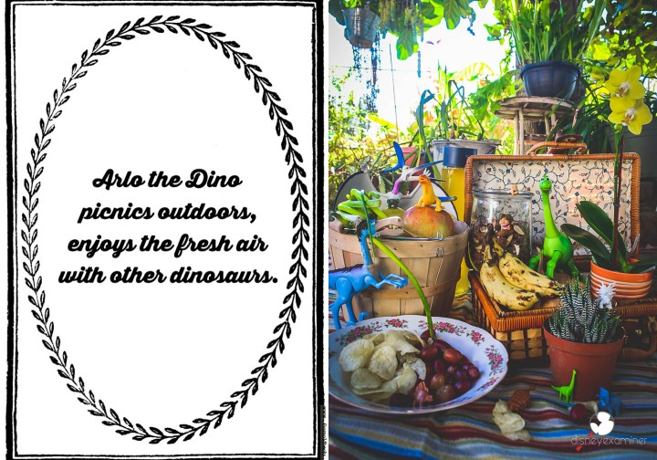 The Good Dinosaur- Picnic Time