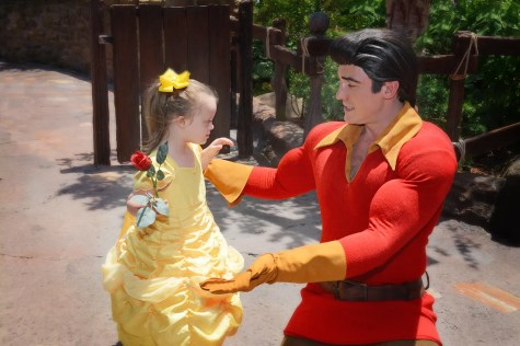 Disneyexaminer Disney Fans With Disabilities Series Giselle 19