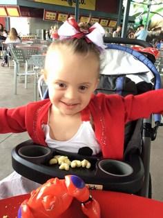 Disneyexaminer Disney Fans With Disabilities Series Giselle 3