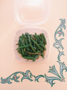 Green Beans from The Plaza Inn