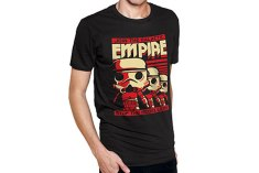 Funko Pop Star Wars T Shirts Empire Stormtroopers