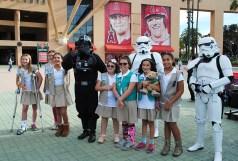 Autism Speaks Walk Angel Stadium 501st Star Wars Legion 2