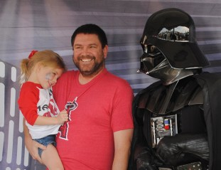 Autism Speaks Walk Angel Stadium 501st Star Wars Legion 5