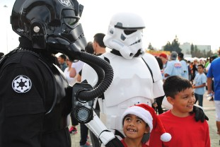 Autism Speaks Walk Angel Stadium 501st Star Wars Legion 6