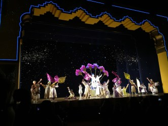 Disney California Adventure Aladdin Musical Spectacular Closing Scene