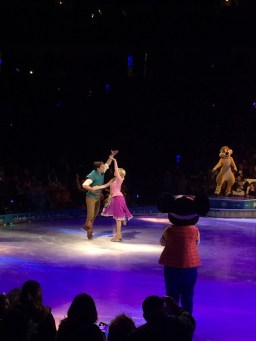 Disney Frozen On Ice Show Intro Rapunzel