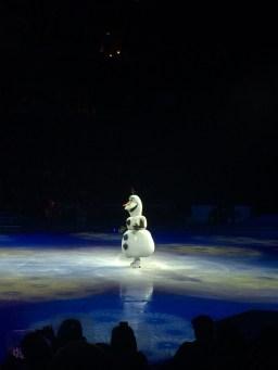Disney Frozen On Ice Show Olaf