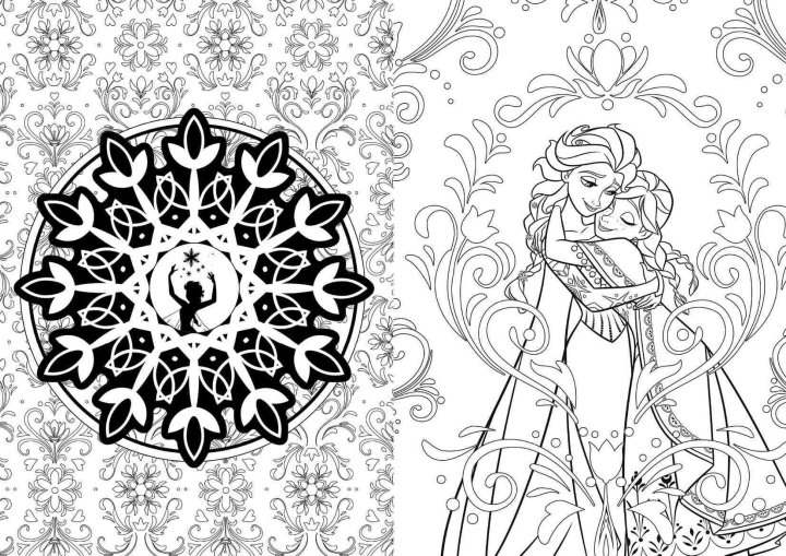 disney-frozen-art-therapy-coloring-book-elsa-anna