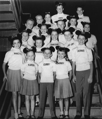 Photo courtesy of https://en.wikipedia.org/wiki/The_Mickey_Mouse_Club
