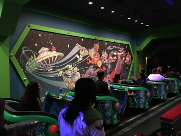 Buzz Lightyear Astro Blasters Best Rides To Go On A Date At Disneyland 2