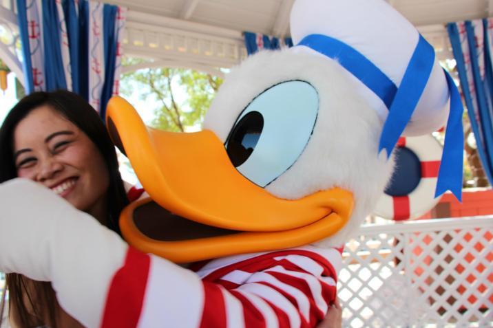 Donald DCA 1