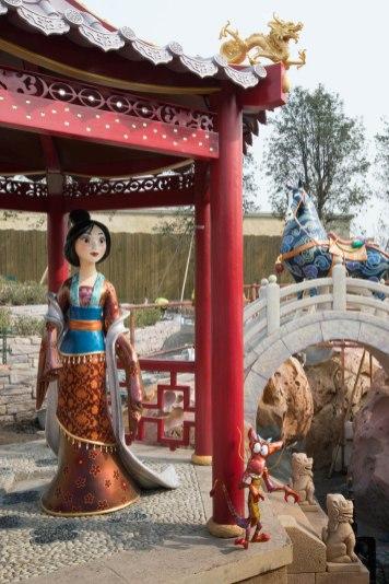 Mulan Voyage To The Crystal Grotto Shanghai Disney Epicenter Disneyexaminer
