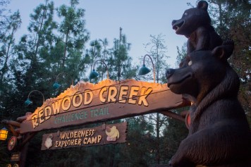 Redwook Creek Challenge Trail at DCA - Photo courtesy of Matthew Serrano