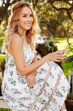 Dress from LC Lauren Conrad
