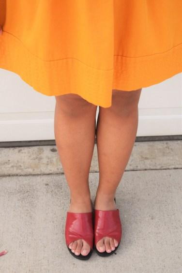 Dapper Day Disneybound Snow White Shoes Detail