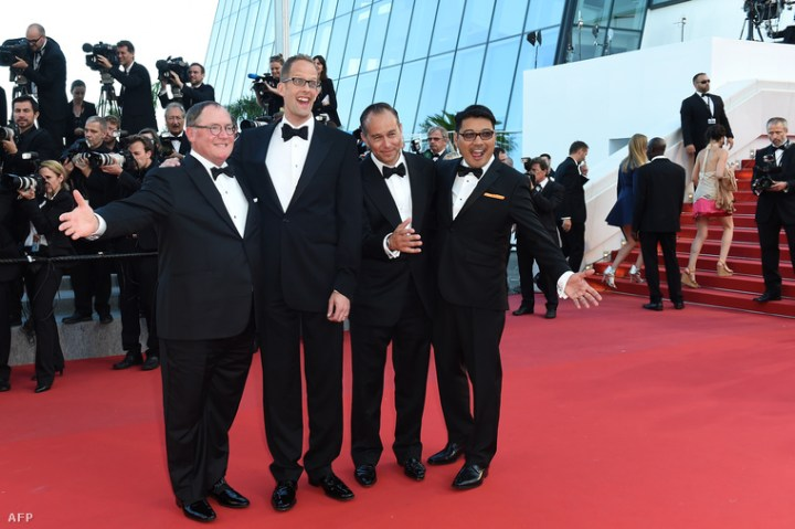 Ronnie Del Carmen Profile DisneyExaminer Pixar Inside Out Cannes Film Festival