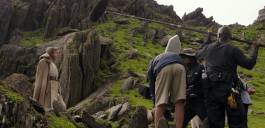 Star Wars The Force Awakens Blu Ray Documentary Secrets Skellig Islands Luke Skywalker
