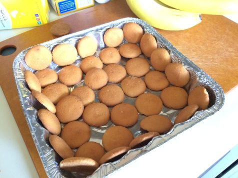 Mother's Day DIY - Vanilla Wafers