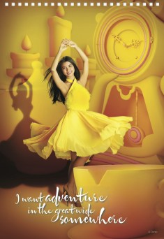 Chilla as Belle Photo by Mark Nicdao