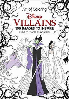 http://www.amazon.com/Art-Coloring-Villains-Creativity-Relaxation/dp/1484780361/ref=sr_1_5?ie=UTF8&qid=1462246444&sr=8-5&keywords=disney+coloring+book