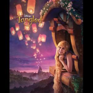 Sarah Geronimo as Rapunzel (Phillipines) Photo: Disney Channel Asia Facebook
