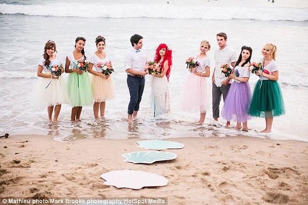 The-Little-Mermaid-wedding-theme-7   DisneyExaminer